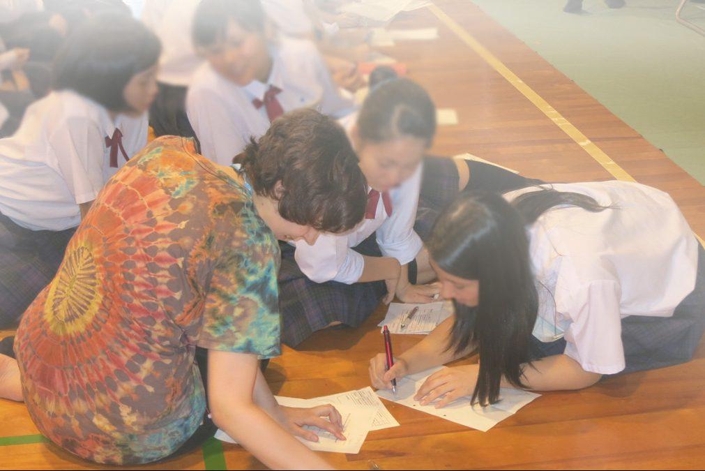 学校・地域団体との交流活動